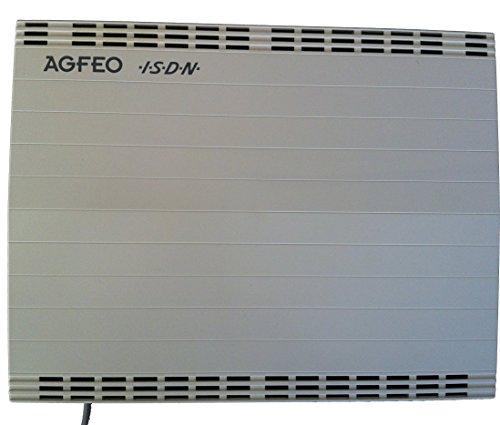 AGFEO AS 33 - ISDN Telefonanlage -8a/b Telefon + 3xS0