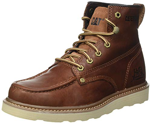 Cat Footwear Herren Glenrock MID Mode-Stiefel, Leather Brown, 46 EU