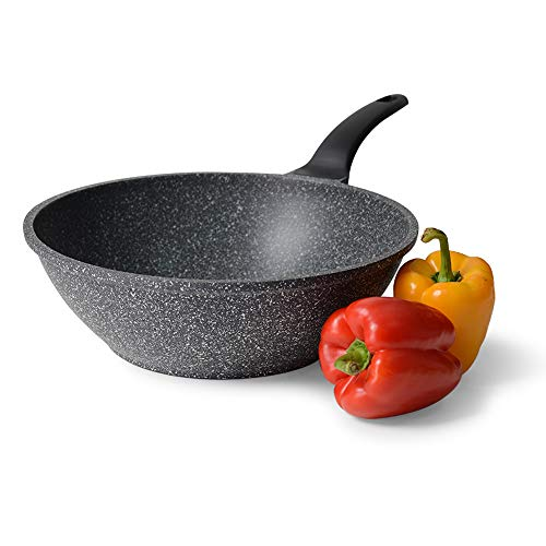 ProCook Granite - Grand Wok Induction -...