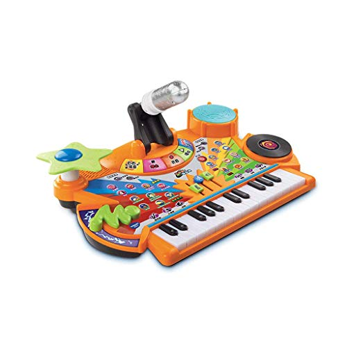 For Sale! LIUFS-Piano Children's Toy Keyboard Music Puzzle Gift Cartoon (Color : Multi-Functional St...