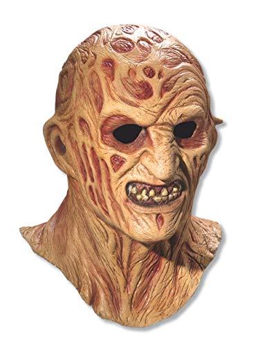 Máscara de látex de Freddy Krueger