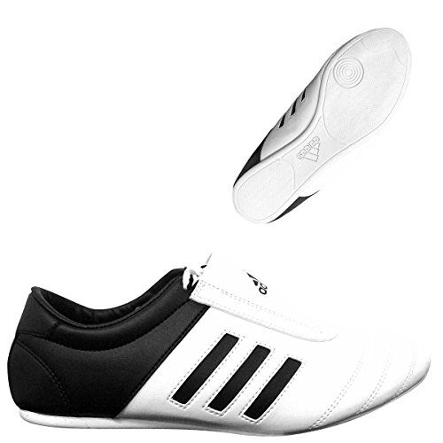 Adidas Taekwondo Shoes, Adi Kick White Size: 10 UK