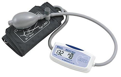A&D 上腕式血圧計(手動加圧・血圧計) UA-704 UA-704