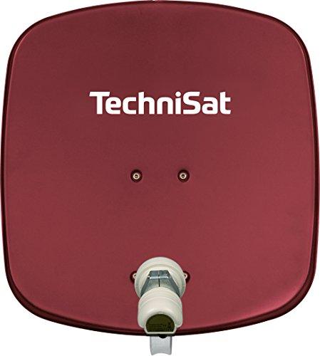 7. TechniSat – Antena parabólica de 45 cm. | Para todos los gustos