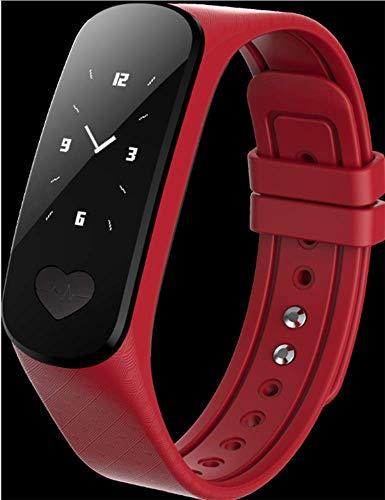 mzq Intelligente Hand Ring Herzfrequenzüberwachung Temperatur Messung Schritt Bewegungsenergie EKG-Monitoring