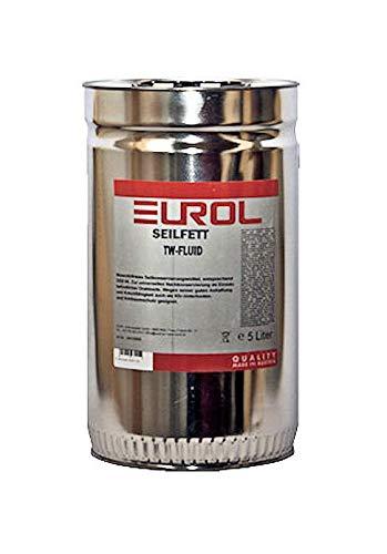 Eurol Seilfett TW-Fluid Hohlraumkonservierung Unterbodenschutz /5-Liter-Eimer