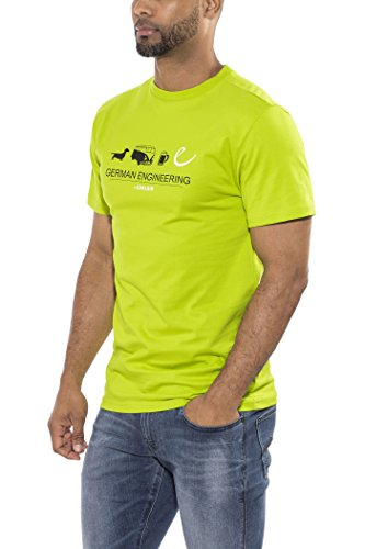 Edelrid Signature - T-shirt manches courtes - vert Modèle 46 2017 tshirt manches courtes