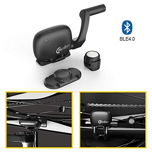 MEILAN C3 Drahtlose Fahrradgeschwindigkeit/Trittfrequenzsensor Bluetooth