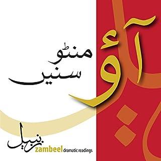 Aao Manto Sunein - Four Radio Plays by Saadat Hasan Manto audiobook cover art