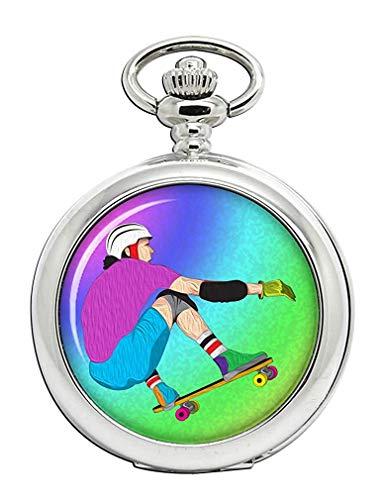 Skateboard Orologio da Tasca Cacciatore