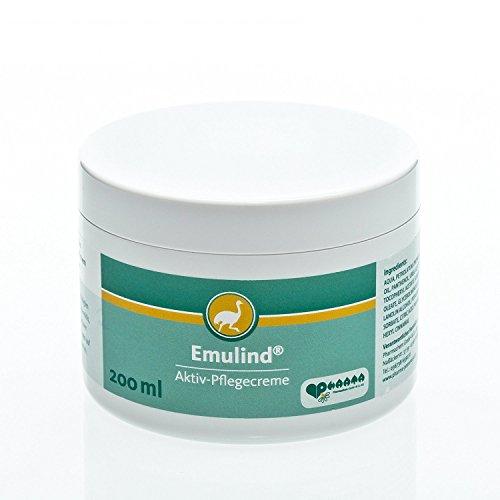 Emulind Aktiv-Pflegecreme zur Intervallbehandlung bei Neurodermitis oder Schuppenflechte 200 ml