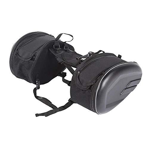 #N/a Alforjas de motocicleta de viaje/Panniers bolsas de equipaje de viaje impermeables de gran capacidad