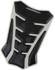 デイトナ PROGRIP (プログリップ) バイク用 傷防止シール タンクパッド 3ピース(210×132mm) #5008 カーボンパターン 98012