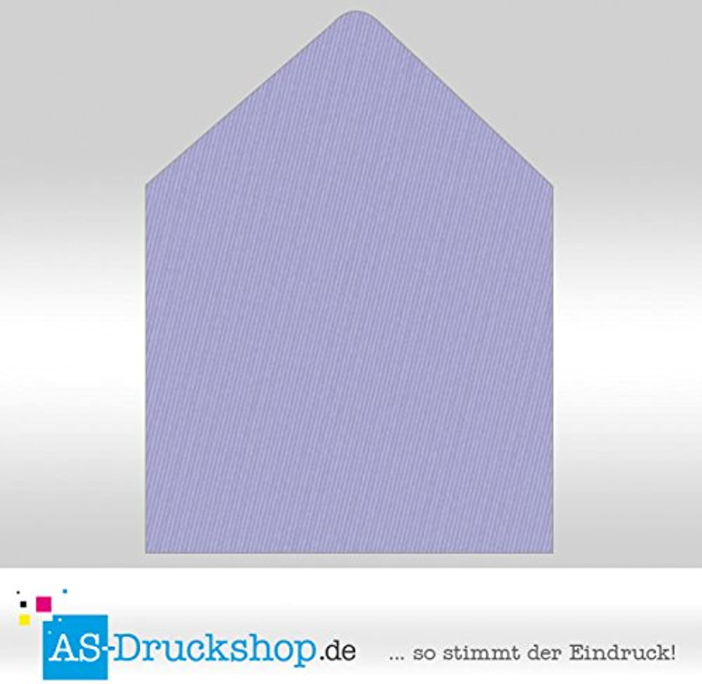 Briefumschlag KuGrün - Veilchenblau Quadrat - 135 x 135 mm   100 Stück B07C6YPGDT   Elegant und feierlich