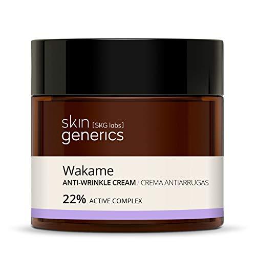 SKIN GENERICS SKG LABS WAKAME crema antiarrugas 23% 50 ml