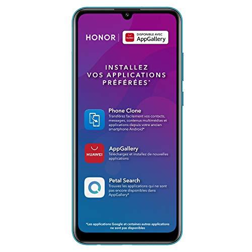 avis telephone honor professionnel Honor 9A – Smartphone 4G débloqué – (Écran: 6,3 pouces – 3 Go de RAM – 64 Go de ROM – Double carte nano SIM -…