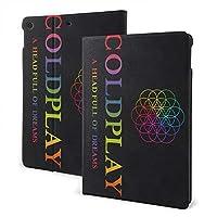 コールドプレイ Coldplay A Head Full of Dreams2 ipad 7th & ipad air3スマートタブレット ケース カバー スタンド機能付き 全面保護型 オートスリープ機能 レザーケース 保護カバー