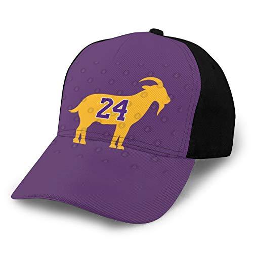 EASTVAPS Chapeau de Casquette de Basketball Los Angeles Lakers Kobe