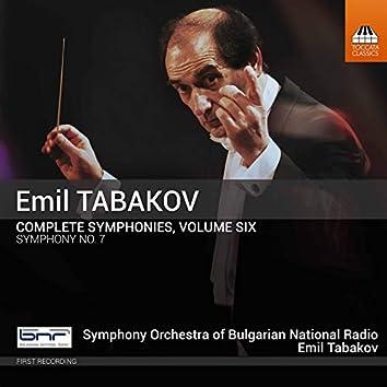 Emil Tabakov: Complete Symphonies, Vol. 6
