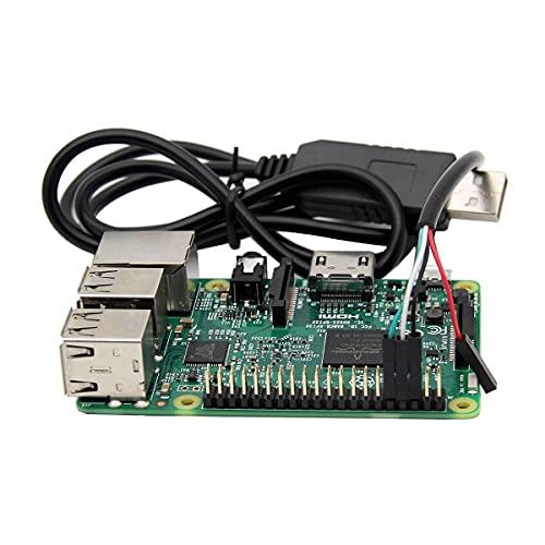 Módulo electrónico For TTL USB depuración de puerto serie Cable for Raspberry...