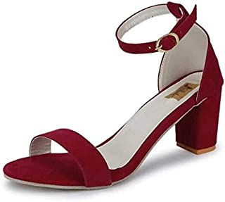 Fashion Tails Women and Girls Comfort Heel Sandal
