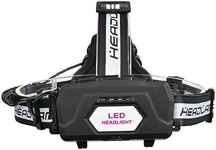 TYXZLF 7 LED-Blendung Dimmbare wiederaufladbare Außenlampe mit Batterieanzeige B07PP2CD1G       Deutschland