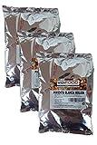Pimienta Blanca Molida - 3kg - Condimento aromático de pimienta para platos veganos y cetogénicos - Sin gluten