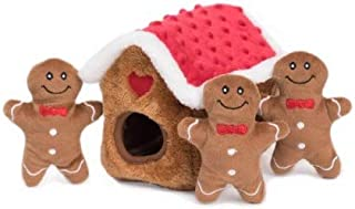 Best gingerbread man dog toy Reviews