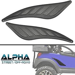 Alpha Series Rear Trim Accent Kit for Club Car Precedent Golf Cart