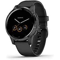 Garmin Vvoactive 4 Sport Watch with Heart Rate Monitor