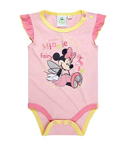 Disney Minnie Babies Body bebé - Rosa - 24M