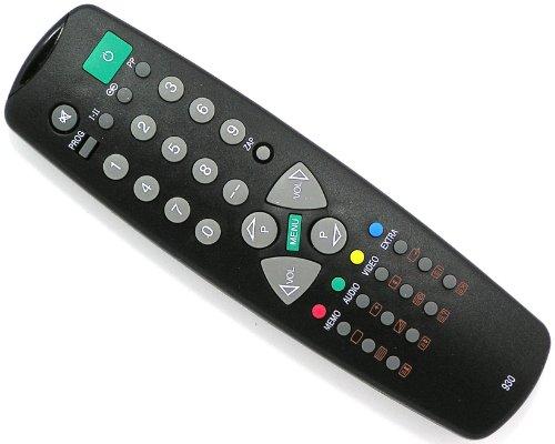 Ersatz Fernbedienung RC930 für Universum SEG Vestel Medion Lifetec Tevion Kendo TV Fernseher Remote Control/Neu