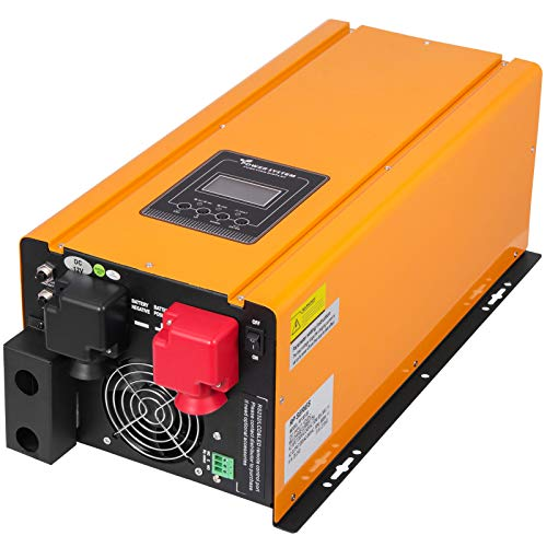 VEVOR 3000W 12V Low Frequency Pure Sine Wave Power Inverter with 230V 3Kw...