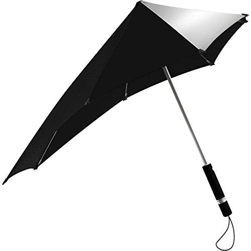 Senz Paraplu Original Silver Reflections