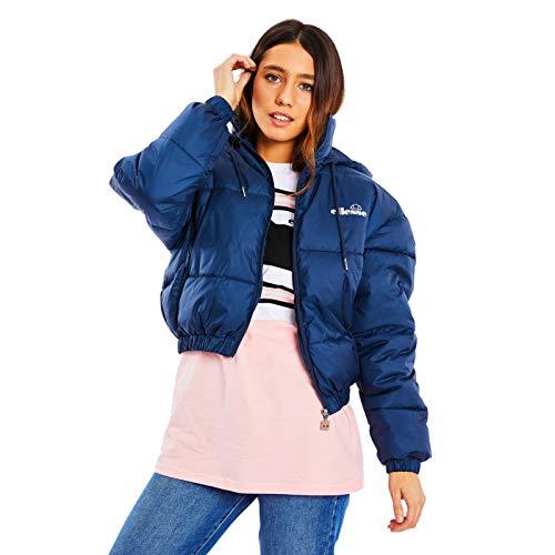 Ellesse Camilla Padded Jacket Abrigo, Mujer