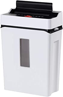 High Security (4x15mm) Micro Cut Paper Shredder,Credit Cards Shredder With 23 Litre Pullout Basket, Continuous Shredding T...