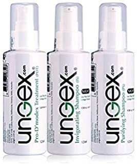 Demodex Treatment   Ungex   Acne Rosacea, Itching, Eczema   3 in 1   Essential Kit A2