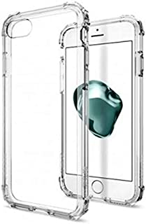 جراب غوريلا خلفي ايفون 7 / ايفون 8 - شفاف