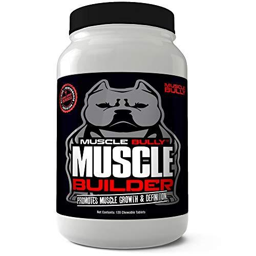 Muscle Builder for Bullies & Pitbulls