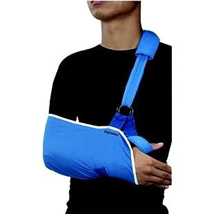 Customer reviews Dynamix Ortho Arm Sling Blue Medium