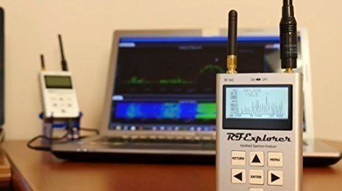 RF Explorer Handheld Spectrum Analyzer 6G Combo