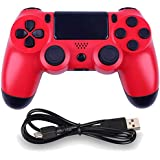 PS4 Controller Wireless Gamepad for Playstation...