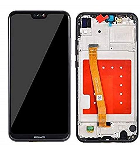 SPES LCD-display voor Huawei P20 Lite touchscreen scherm scherm scherm frame zwart