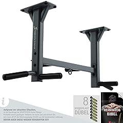 Sportstech 4in1 KS400 Deckenmontage, 6