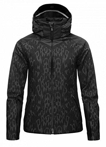 KJUS Women Freelite Jacket Schwarz, Damen Polartec Jacke, Größe 38 - Farbe Black