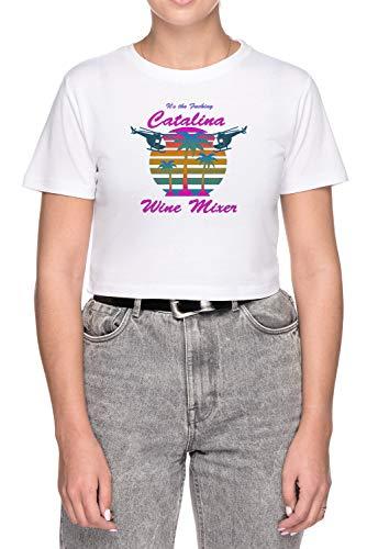 Catalina Annual Wine Mixer Fashion Adjustable Cowboy Cap Denim Hat for Women and Men