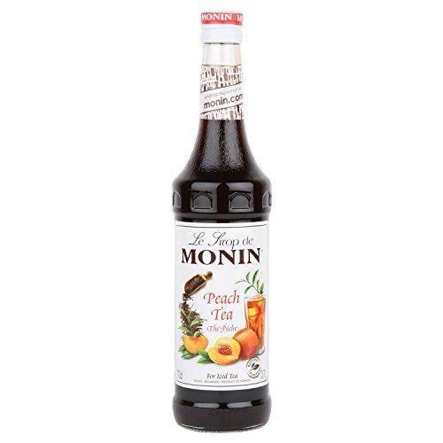 Le Sirop de Monin Teekonzentrat Pfirsich 0,7l