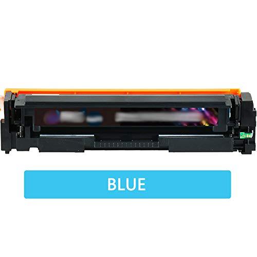 Tonerkartusche,Tintenpatrone CF400A Tonerkartuschen, Anwendbar PRO M252N M252DW M277N M277DW Tonerkartuschen mit guter Kompatibilität und Umweltschutz-blue