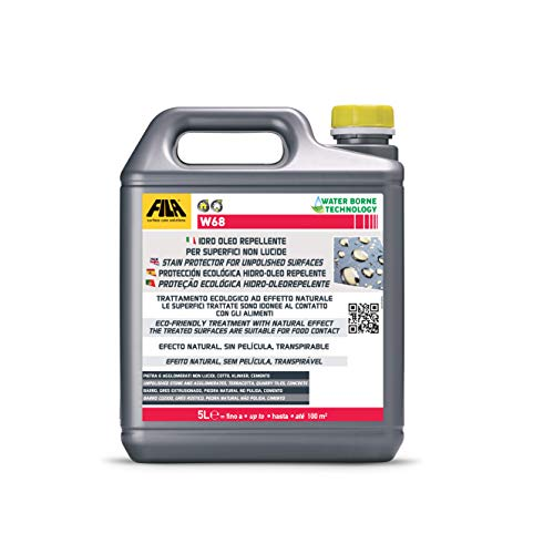 FILA Surface Care Solutions W68, 5L.