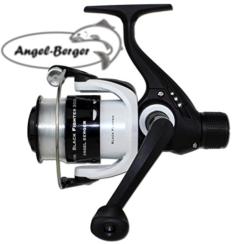 Angel-Berger Black Fighter RD Angelrolle (3000RD)